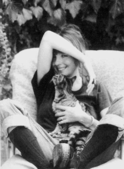 Diane Keaton & Kitty