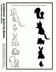 This page has a lot of free printable Shadow matching worksheet for kids,parents and preschool teachers.