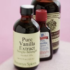 Vanilla is popular as an alternative mosquito and gnat repellent. Rub it on exposed areas of your skin or dot it on certain spots like before. If the smell is too harsh, then try making your own bug spray. Simply add a few drops of vanilla extract to a small spray bottle of water. I've heard about 6 drops of vanilla extract per 8 ounces of water will do the job, then spray on all areas of your exposed body.