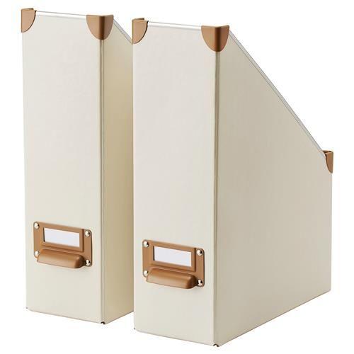 FJALLA θήκη περιοδικών 2τεμ. - IKEA