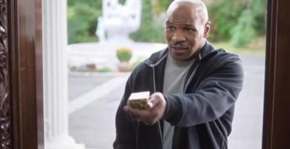 Mike Tyson Returns Evander Holyfield's Ear In Commercial Spoof For Foot Locker