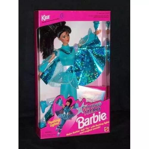Barbie Galaxia  Flying Hero Kira Bunny Toys - $ 1.199,99