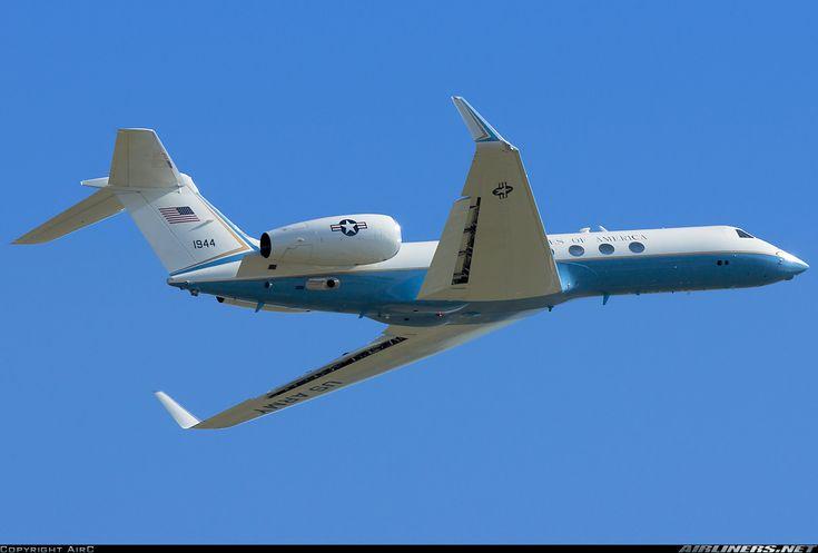 Gulfstream Aerospace C-37A Gulfstream V (G-V) - USA - Army | Aviation Photo #2471389 | Airliners.net