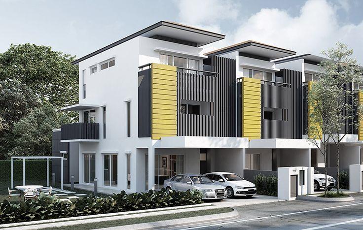 Nadayu properties berhad casas duplex pinterest - Viviendas modulares diseno ...