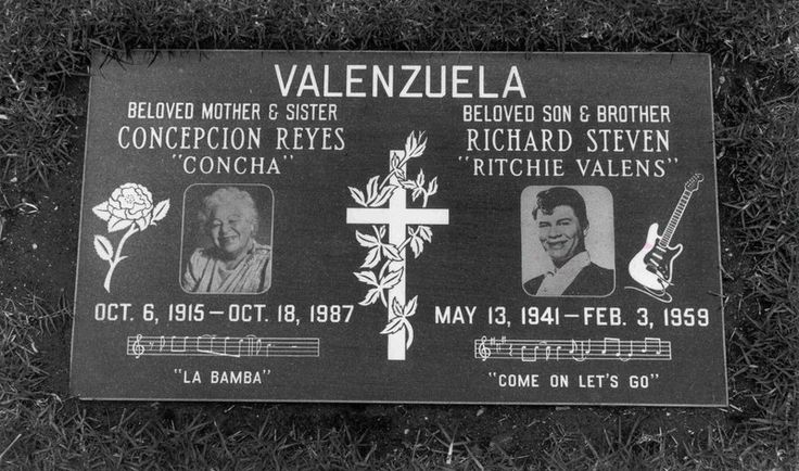 where is ritchie valens girlfriend donna now - Google Search