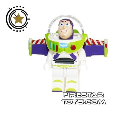LEGO Toy Story Mini Figure - Buzz Lightyear | Toy Story LEGO Minifigures | LEGO Minifigures | FireStar Toys