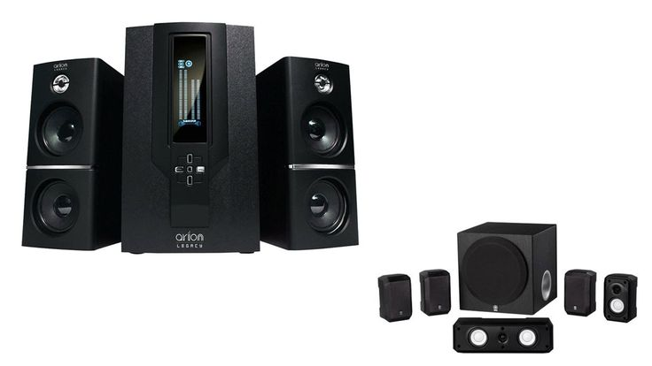 Top 10 Best Home Theater Speakers Reviews In 2016 Best Home Theater System