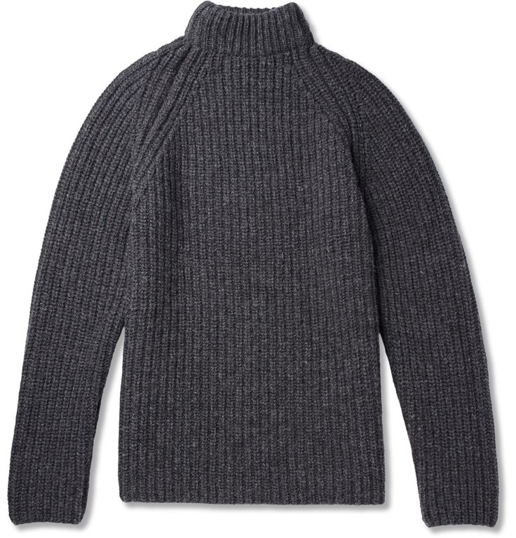 Inspired by the robust knits worn by fishermen and sailors, <a  href='http://www.mrporter.com/mens/Designers/Albam'>Albam</a>'s  'Submariner' sweater speaks ...