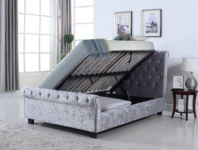 17 best ideas about under bed storage on pinterest bed - Lift up under bed storage ...