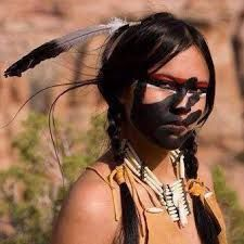 Image result for american indian girl makeup