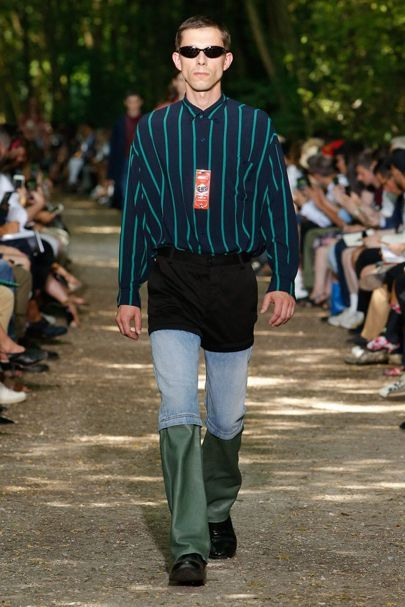Balenciaga Spring/Summer 2018 Menswear | British Vogue