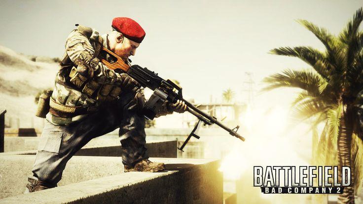 Battlefield Bad Company 2 Vietnam HD desktop wallpaper
