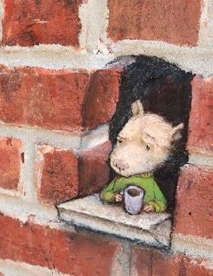 David Zinn - June 19, 2016 - Closeup