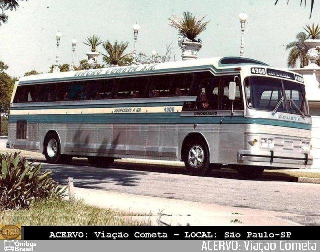 Viação Cometa 4308 por ACERVO: Viação Cometa