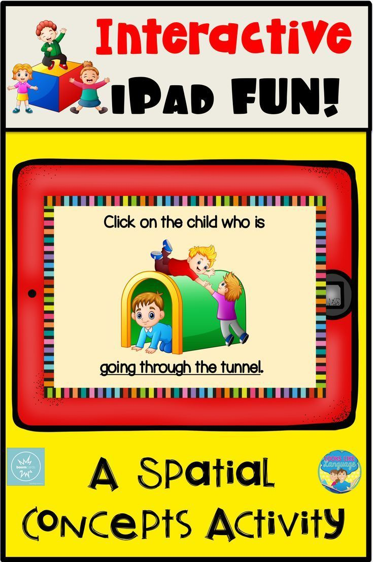 Learning Vocabulary For Spatial Concepts Is So Much Fun For Kids With This Interactive Set Spatial Concepts Life Skills Curriculum Special Education Resources [ 1107 x 735 Pixel ]