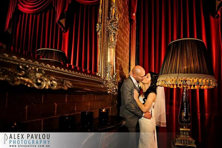 Red Scooter - Melbourne wedding photography - Alex Pavlou Photography- www.alexpavlou.com
