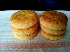 galletanas: Scones sin gluten