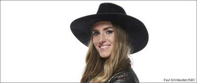 Stephanie Rice on 'The Voice' Battle: I thought there was a strong possibility I could be going home  Stephanie Rice talks to Reality TV World about why she was nervous heading into her The VoiceBattle and how it felt to win. #TheVoice #Voice