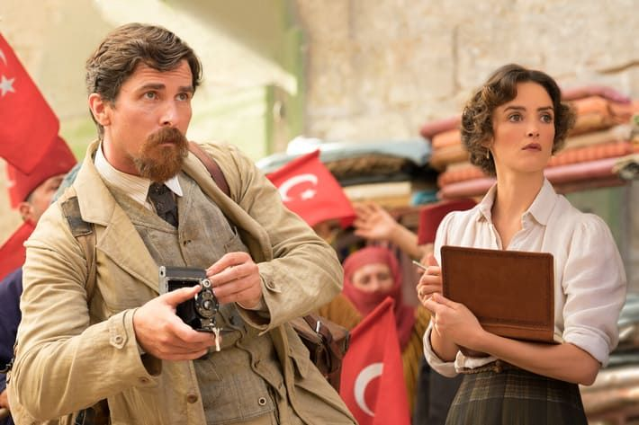 IMDB gangs up on Christian Bale's 'The Promise'