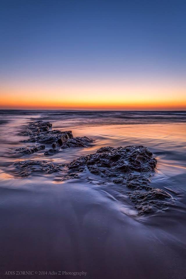 Silky Purple Sunrise.  Adis Zornic Photography