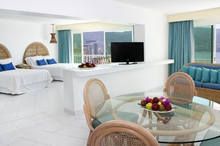 Suite Doble Hotel Calinda Beach Acapulco