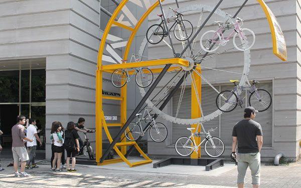 bicicletarios VERTICAIS - Pesquisa Google
