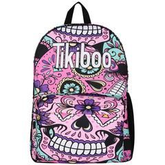 Tikiboo Candy Skulls Backpack £24.99 #Activewear #Gymwear #FitnessLeggings #Leggings #Tikiboo #Running #Yoga  #GymBag
