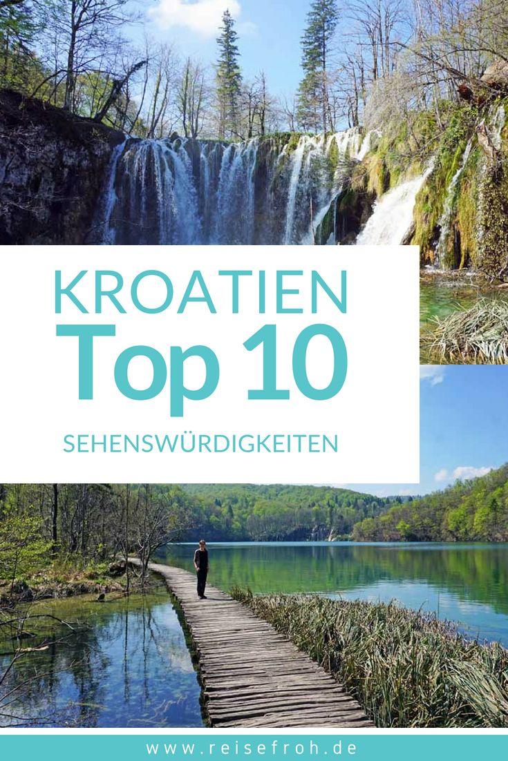 Kroatien Sehenswürdigkeiten: Top 10 der besten Tipps für 2019