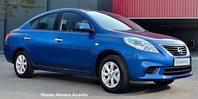 Nissan Almera 1.5 Acenta (2013-08-01)