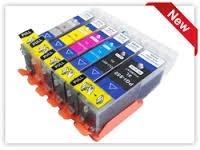 Goedkope voordeelset voor de Canon PGI-550/551 serie (huismerk)Super kwaliteit compatible (huismerk) inktcartridgePerfecte afdrukken, U merkt het verschil alleen aan de prijs! -