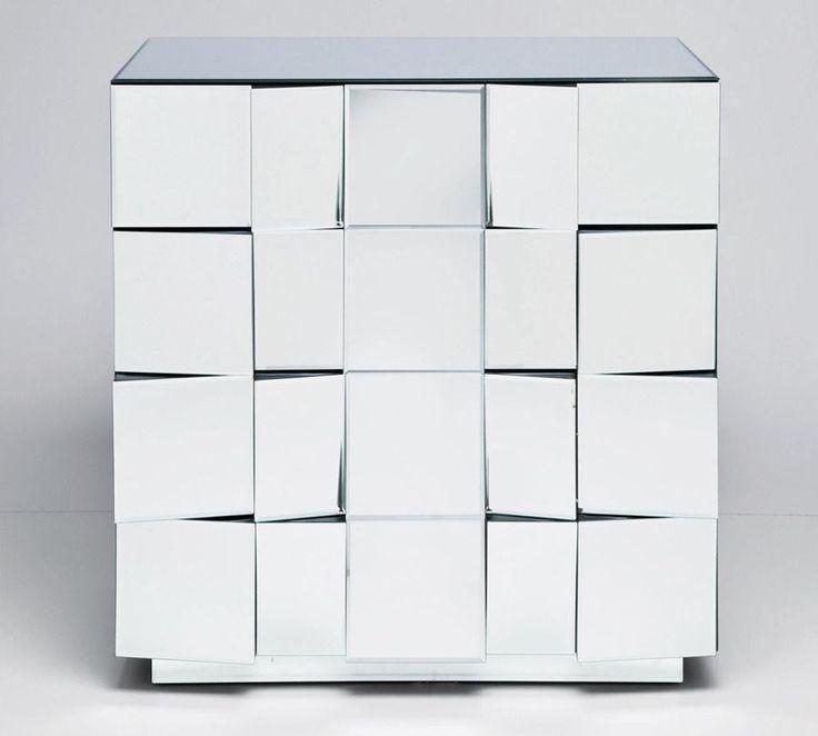 Kare design :: Komoda Illusion Big 4 Szuflady