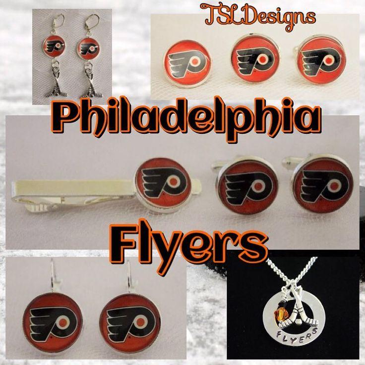 Which PA Hockey team are you rooting for? Philadelphia vs. Pittsburgh  Philadelphia Flyers merchandise made with upcycled hockey trading cards stores.ebay.com/tlsdesignsandvintage #nhl #nhlhockey #nhlgame #gameday #philadelphia #flyers #philadelphiaflyers #flyersnation #flyershockey #flyersgame #tieclip #tietack #cufflinks #earrings #upcycled #hockey #tradingcards #sportsjewelry #handmade #jewerly #mensaccessories #mensjewelry #ebayseller #ebay