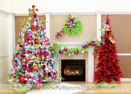 Christmas Theme Decorating Ideas 385 best christmas candy decorations images on pinterest