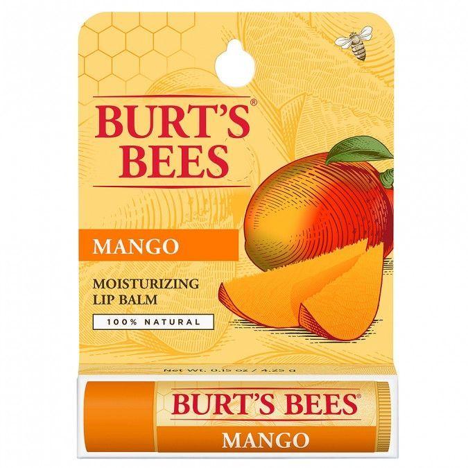 Burts Bees Nourishing Lip Balm with Mango Butter 4.3 g
