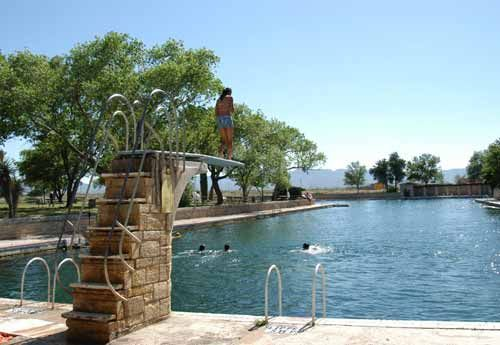 Balmorhea Tx Natural Spring Pool It Has Fish In It Texas Pinterest Parks Dads