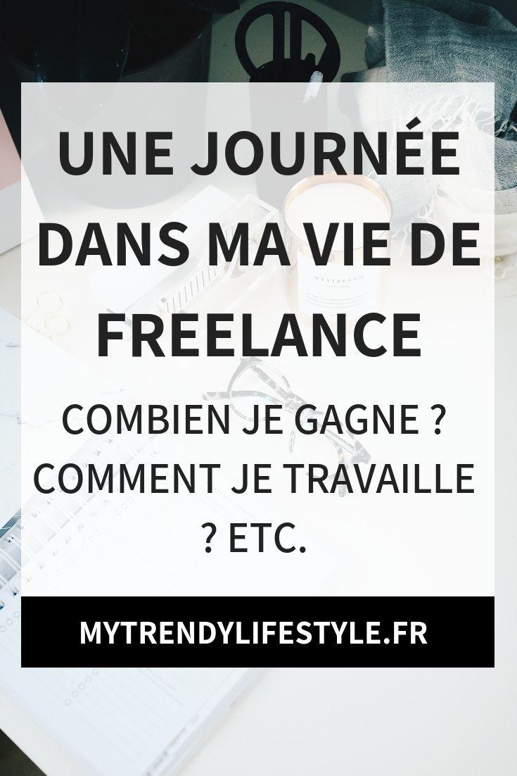 Une Journee Dans Ma Vie De Freelance Mytrendylifestyle Podcasting La Vie Blog Conseil