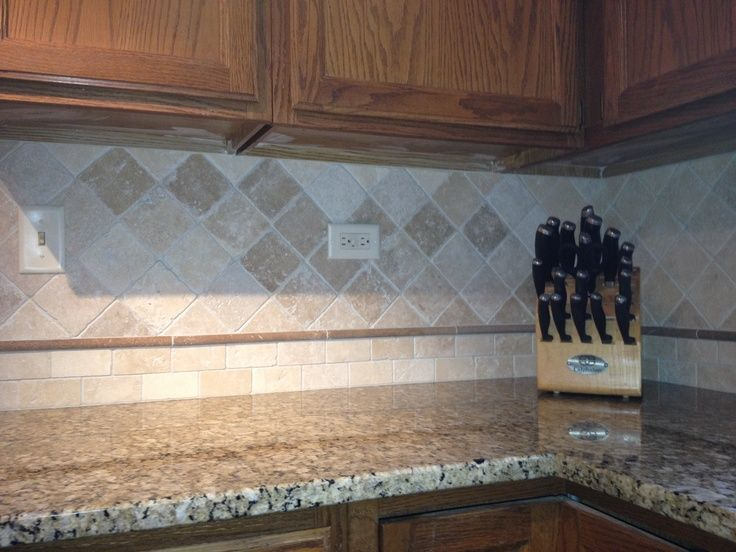 Granite Countertops And Backsplash Ideas Collection Delectable Inspiration