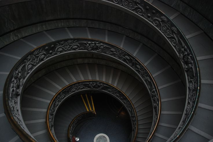 Stairs,Vatican