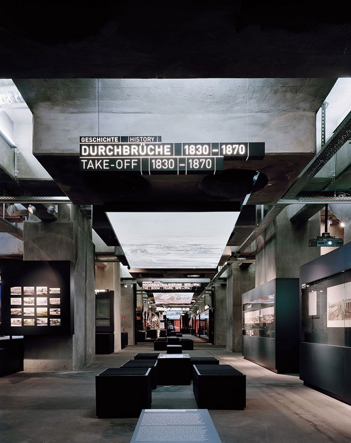 A Former Coal Washing Plant is Now The Ruhr Museum | Yatzer