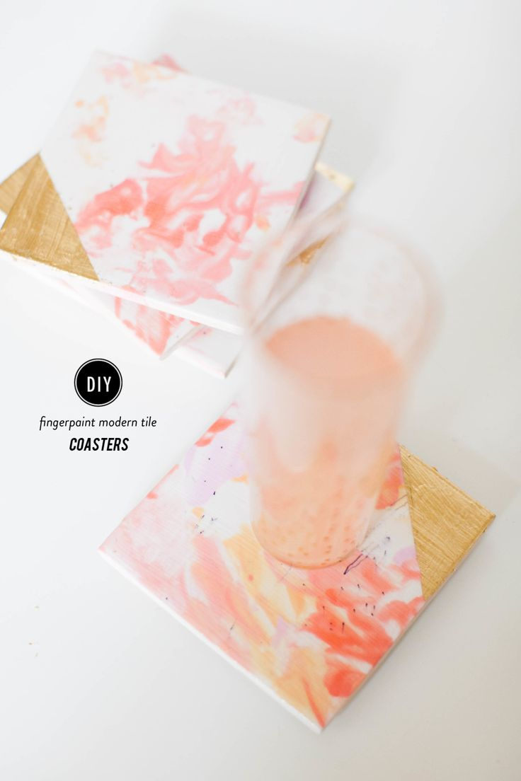 crafty ideas modern coasters. 15 DIYS That ll Entertain Your Kids Way Longer Than Minutes  Diy Tile CoastersGold CoastersModern 1496 best DIY How To Projects images on Pinterest Advent
