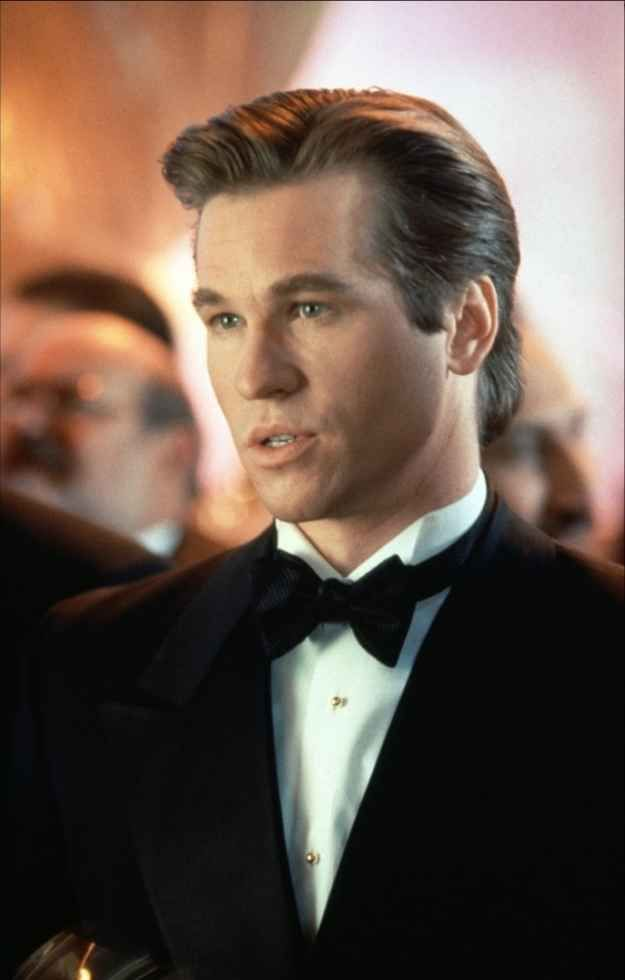 "V is for Val Kilmer circa his ""Batman"" days"