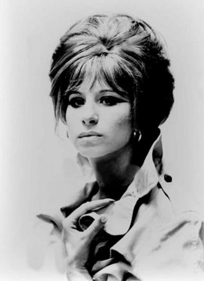 Barbra Streisand 1960's fashion