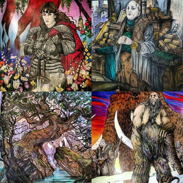 1000 Images About Game Of Thrones Coloring Book On