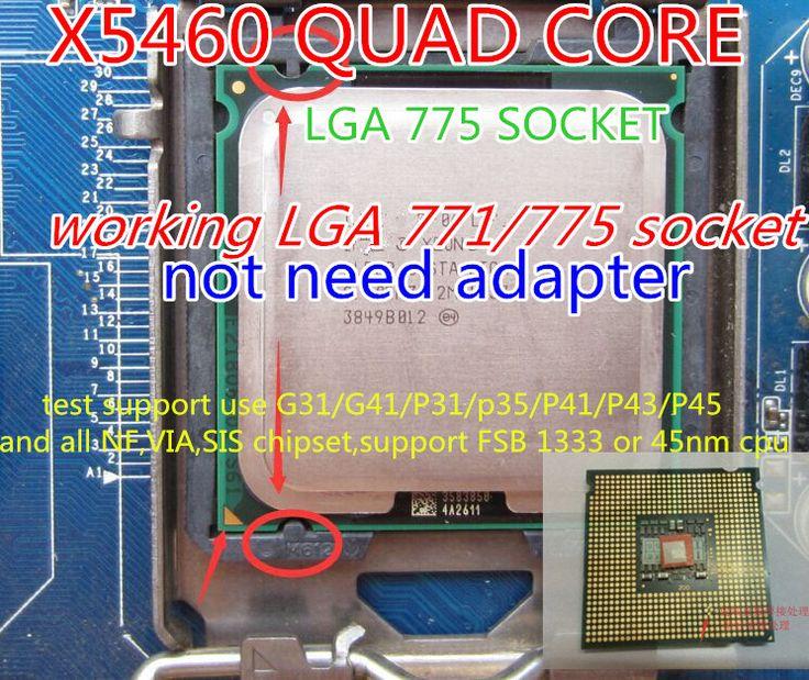 x5460 Quad Core Server Processor X5460 CPU 3.16GHz/12MB cache /1333MHz/LGA771 cpu working 775 socket mainboard no need adapter♦️ SMS - F A S H I O N 💢👉🏿 http://www.sms.hr/products/x5460-quad-core-server-processor-x5460-cpu-3-16ghz12mb-cache-1333mhzlga771-cpu-working-775-socket-mainboard-no-need-adapter/ US $35.99