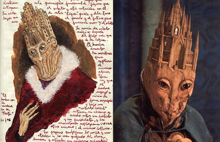 Guillermo Del Toro | Take A Vacation From Reality And Check Out The Hand-Drawn Creatures Inside Guillermo Del Toro's Sketchbook | Co.Create