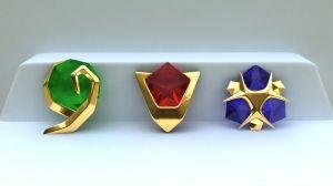 The Legend of Zelda: Ocarina of Time - Sacred Stones