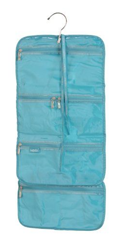 Baggallini Luggage Hanging Cosmetic Bag, Turquoise, One Size Baggallini,http://www.amazon.com/dp/B000E4AT12/ref=cm_sw_r_pi_dp_9KADsb19K08VJDTJ