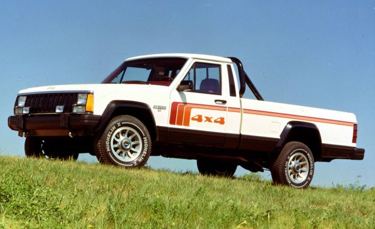 1986–1992: Jeep Comanche A Visual History of Jeep Pickup Trucks: The Lineage Is Longer than You Think – Feature – Car and Driver