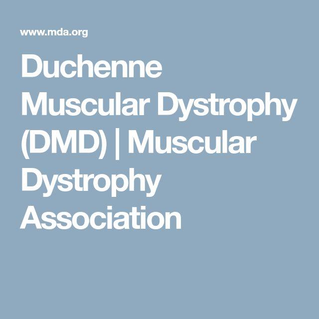 Duchenne Muscular Dystrophy (DMD) | Muscular Dystrophy Association