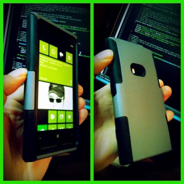 Lumia 920 All Terrain Mode: ON